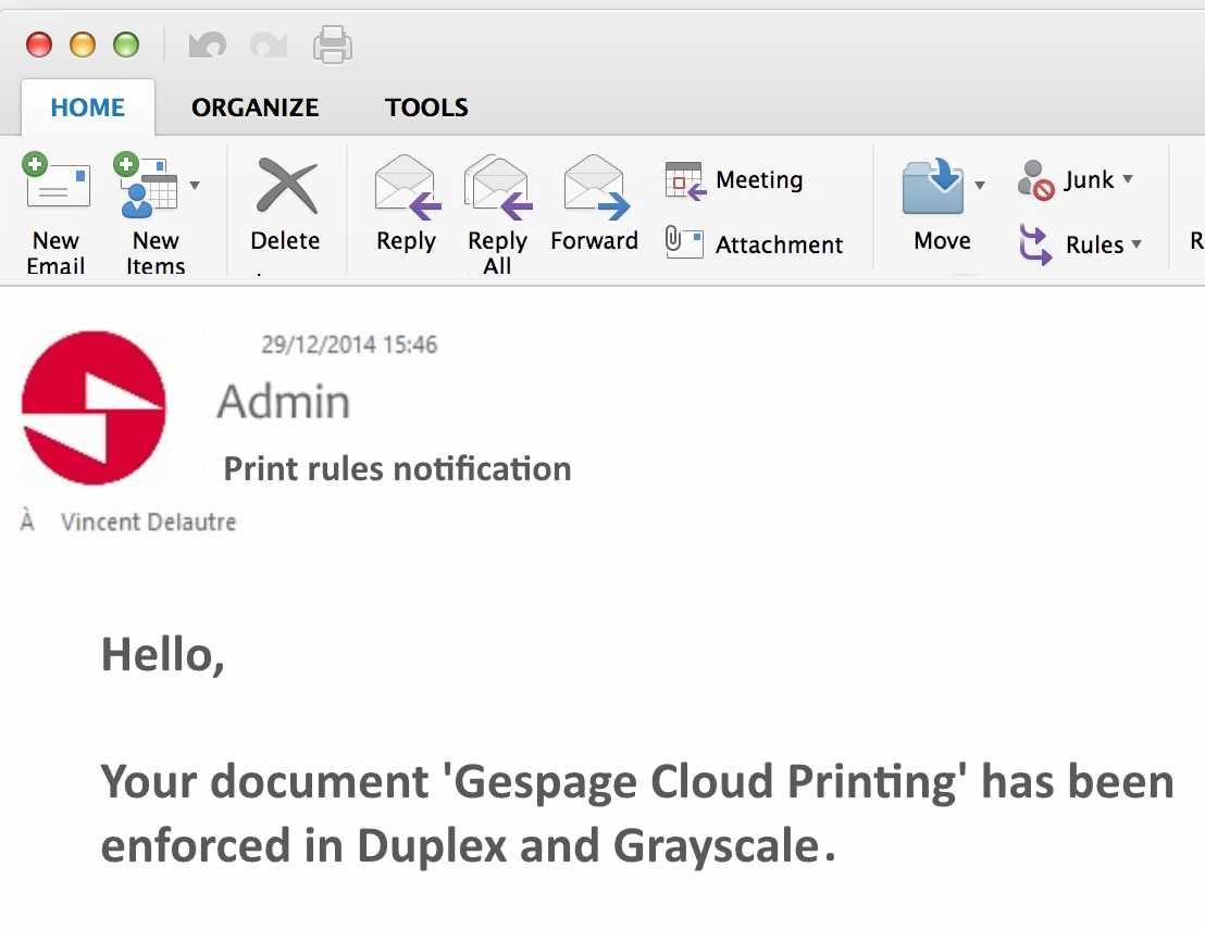 Printer sustainable development