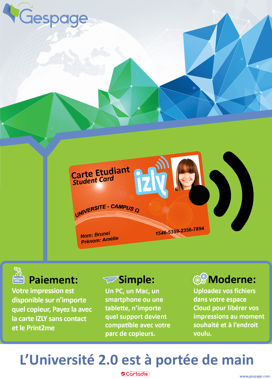 paiement par carte izly